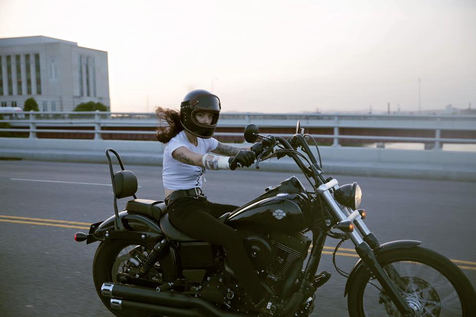 TGF L.A's Imogen Rides Across America