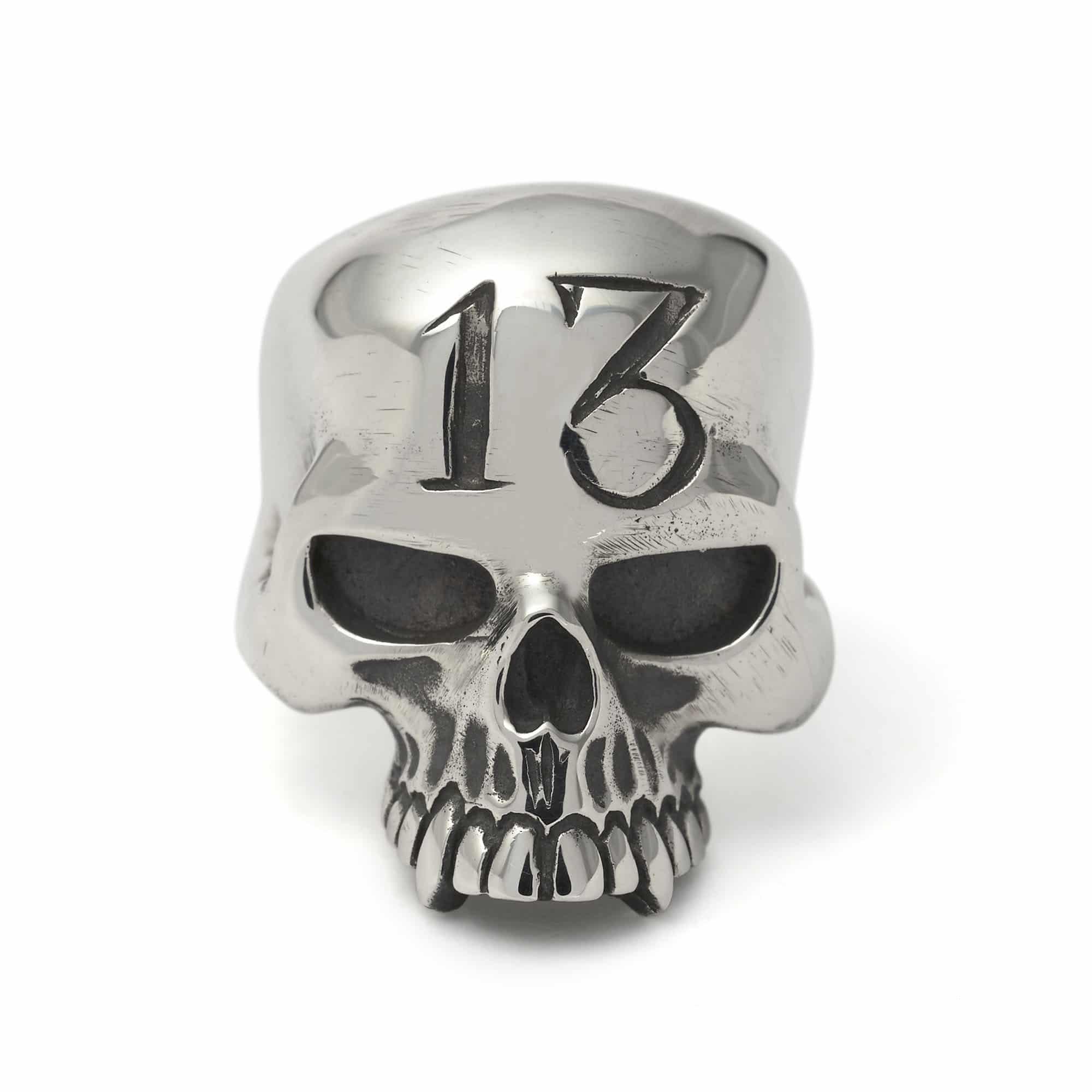 13 Evil Skull Ring – The Great Frog