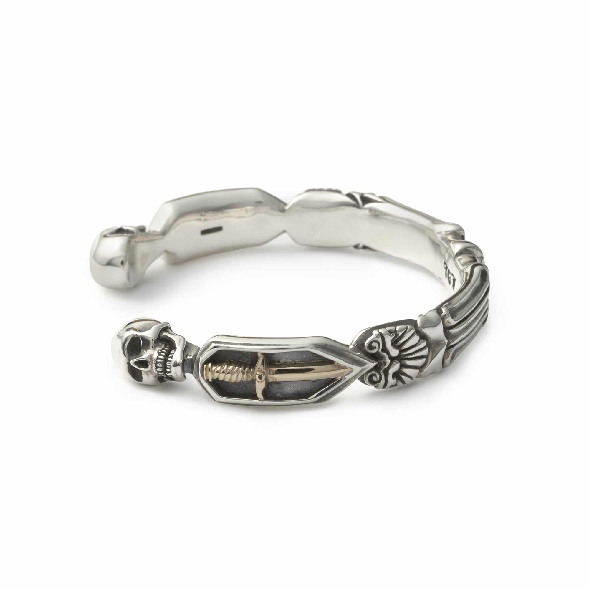 NEW: TGF Skull and Dagger Bangle