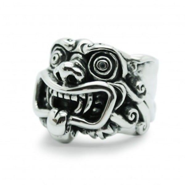 Brat Style Ring