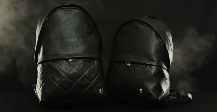 TGF: Leather Backpacks