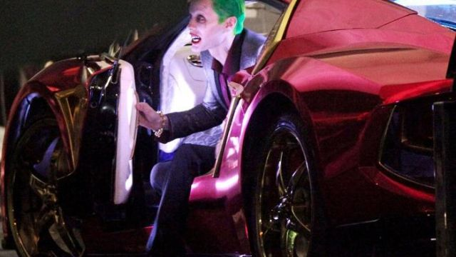 Jared Leto Wears The Great Frog In Suicide Squad Movie