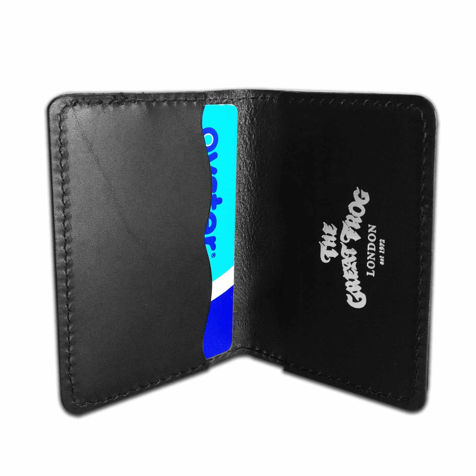 NEW: TGF Leather Card Holders