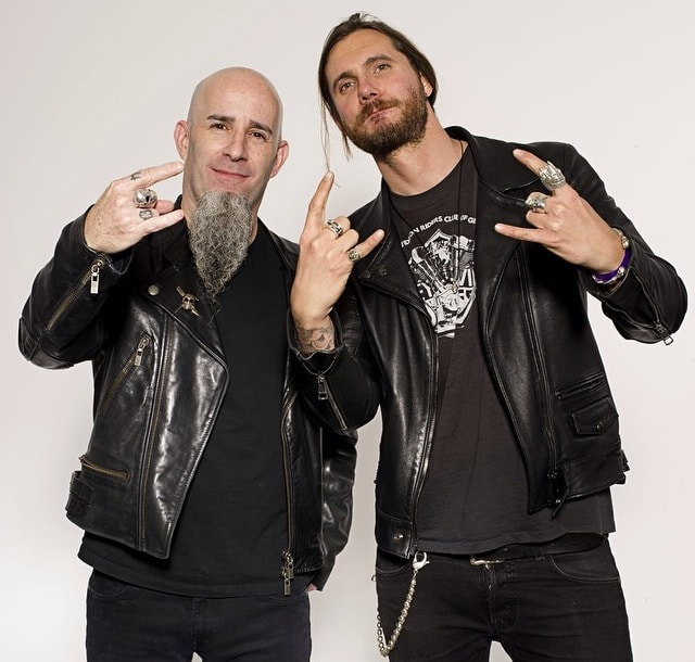 Scott Ian from Anthrax