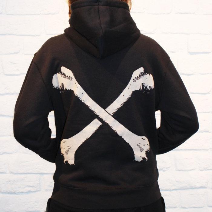 NEW: TGF Crossbones Hoodie
