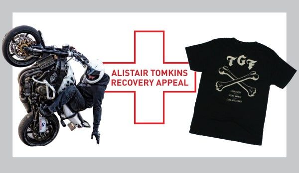 Alistair Tomkins Recovery Appeal