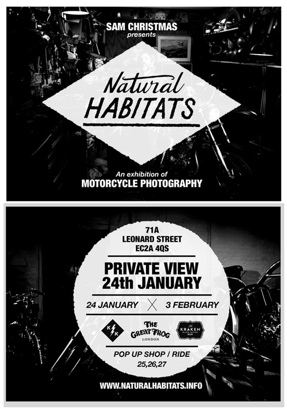 Natural Habitats Exhibiton