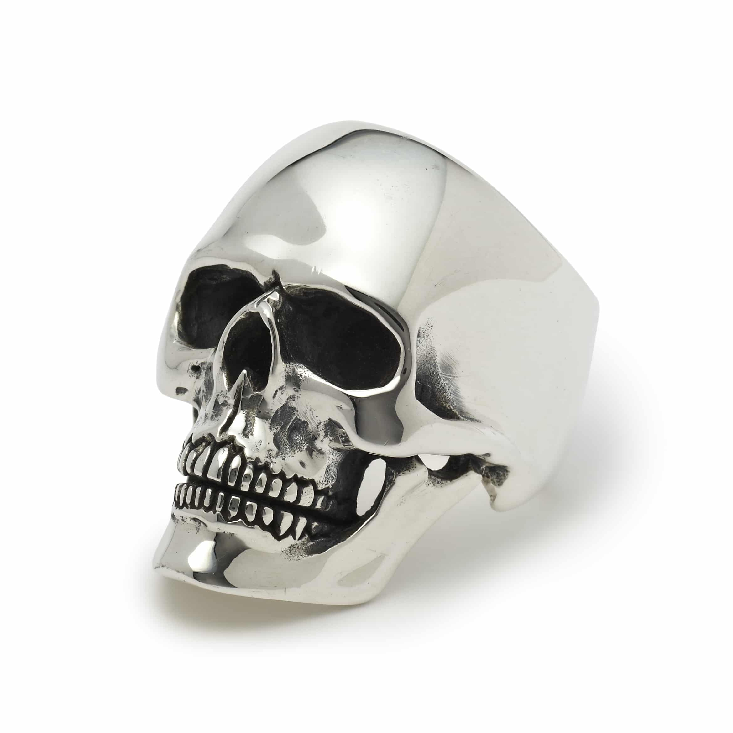 NEW: TGF Medium Anatomical Skull Ring