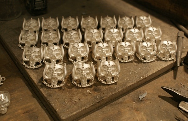 Preview: The Great Frog x Motörhead Ring