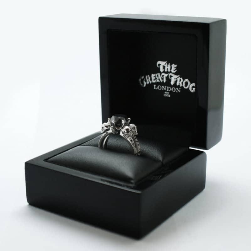 Kat Von D's engagement ring