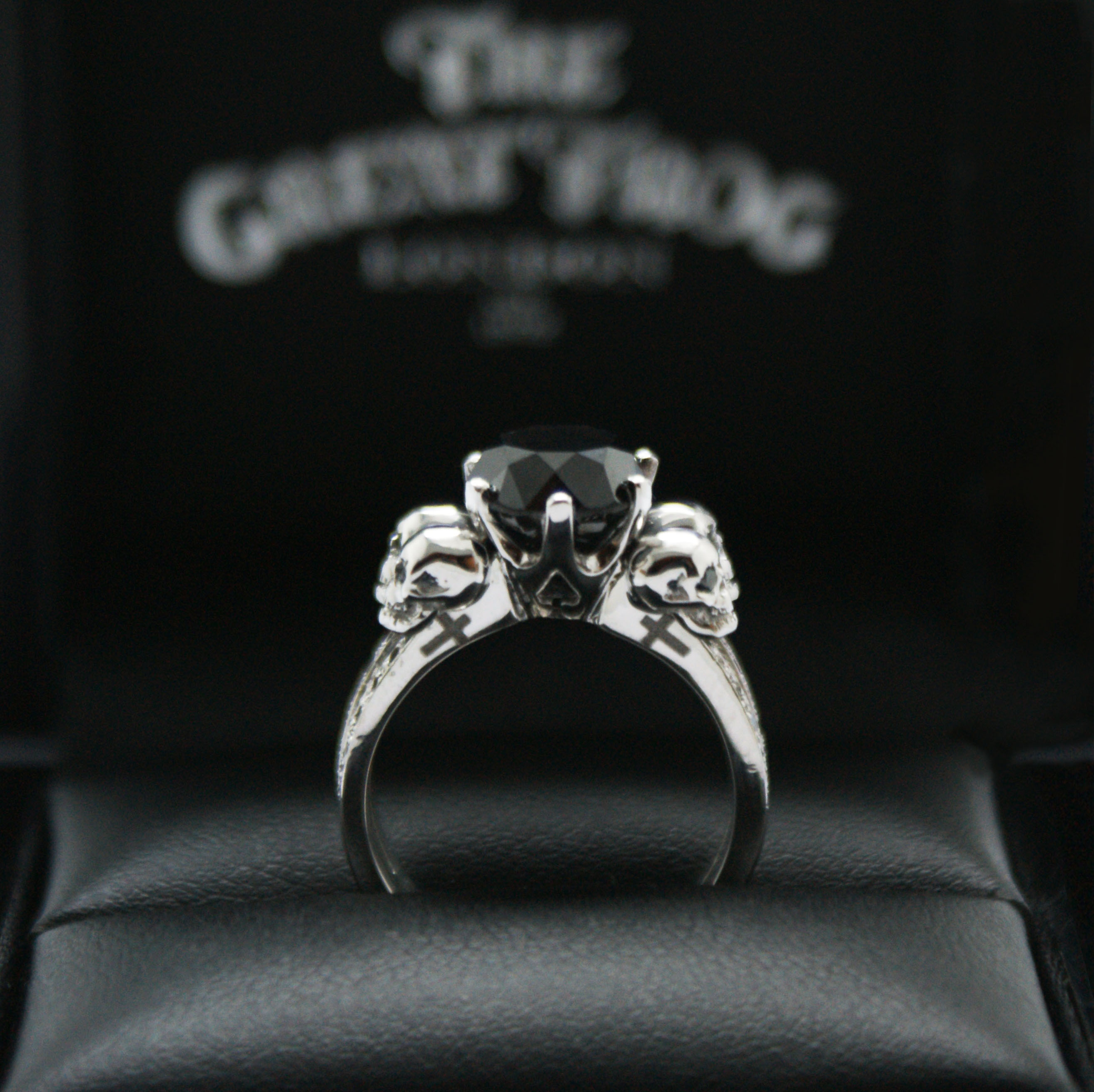 Kat Von D\'s Engagement Ring – The Great Frog