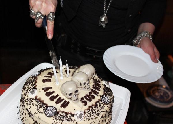 Suzie's Birthday