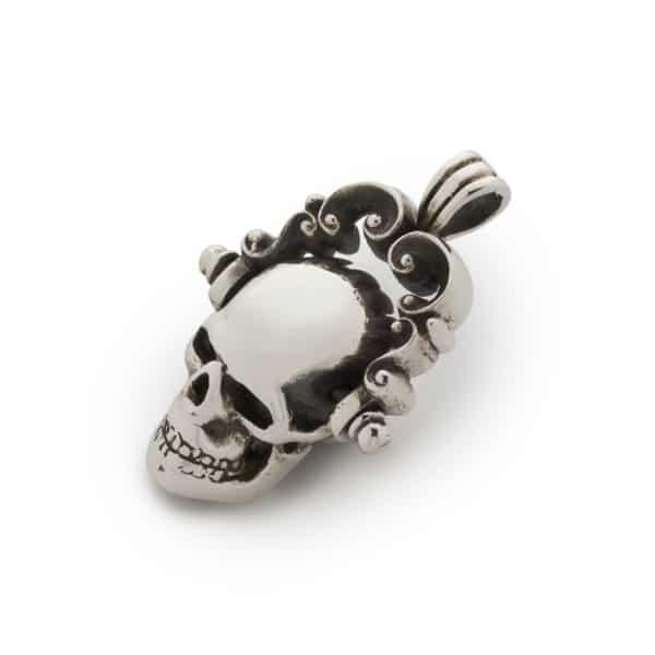 art-nouveau-skull-pendant-front-web