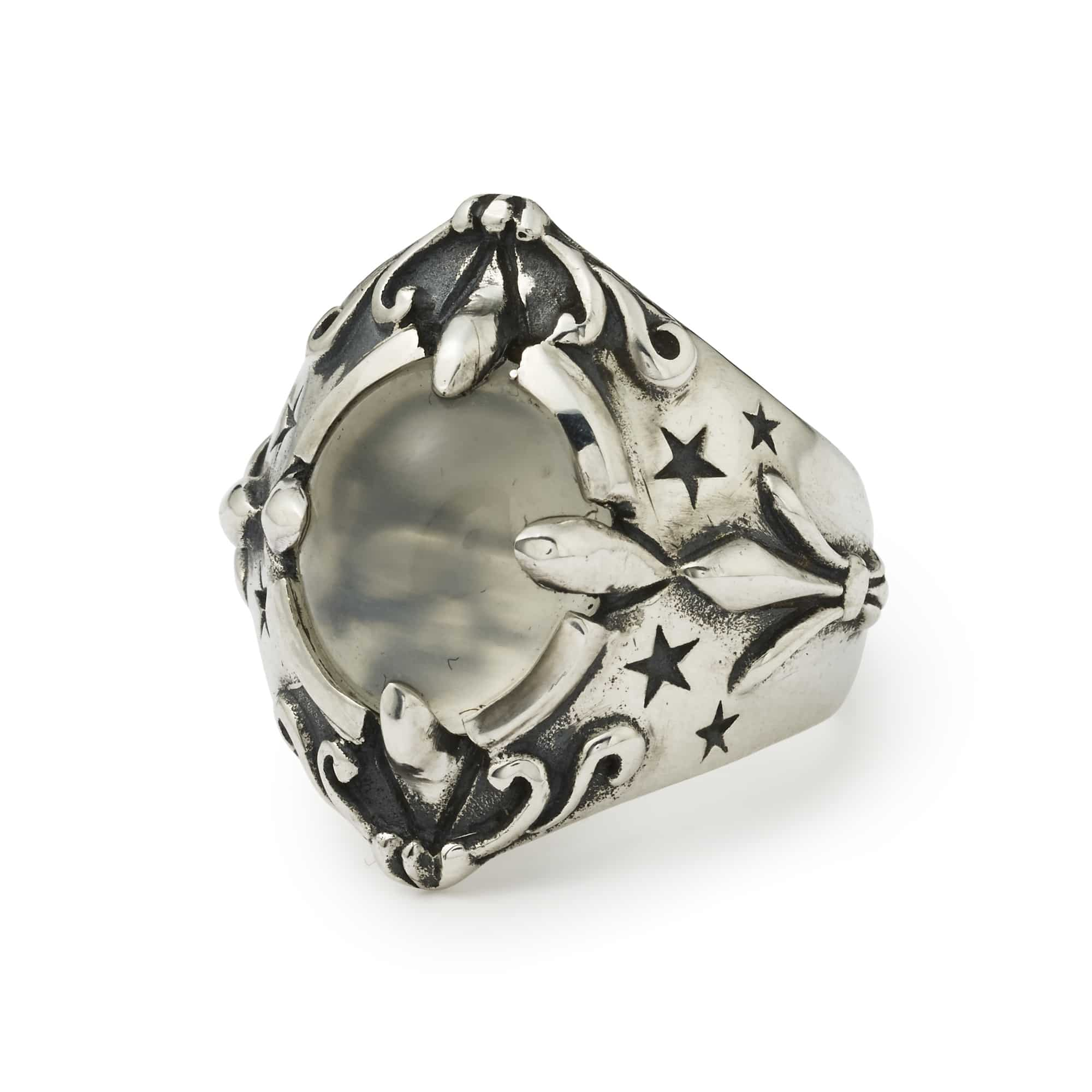 moonstone ring shop rings band lumina designer jewellery with