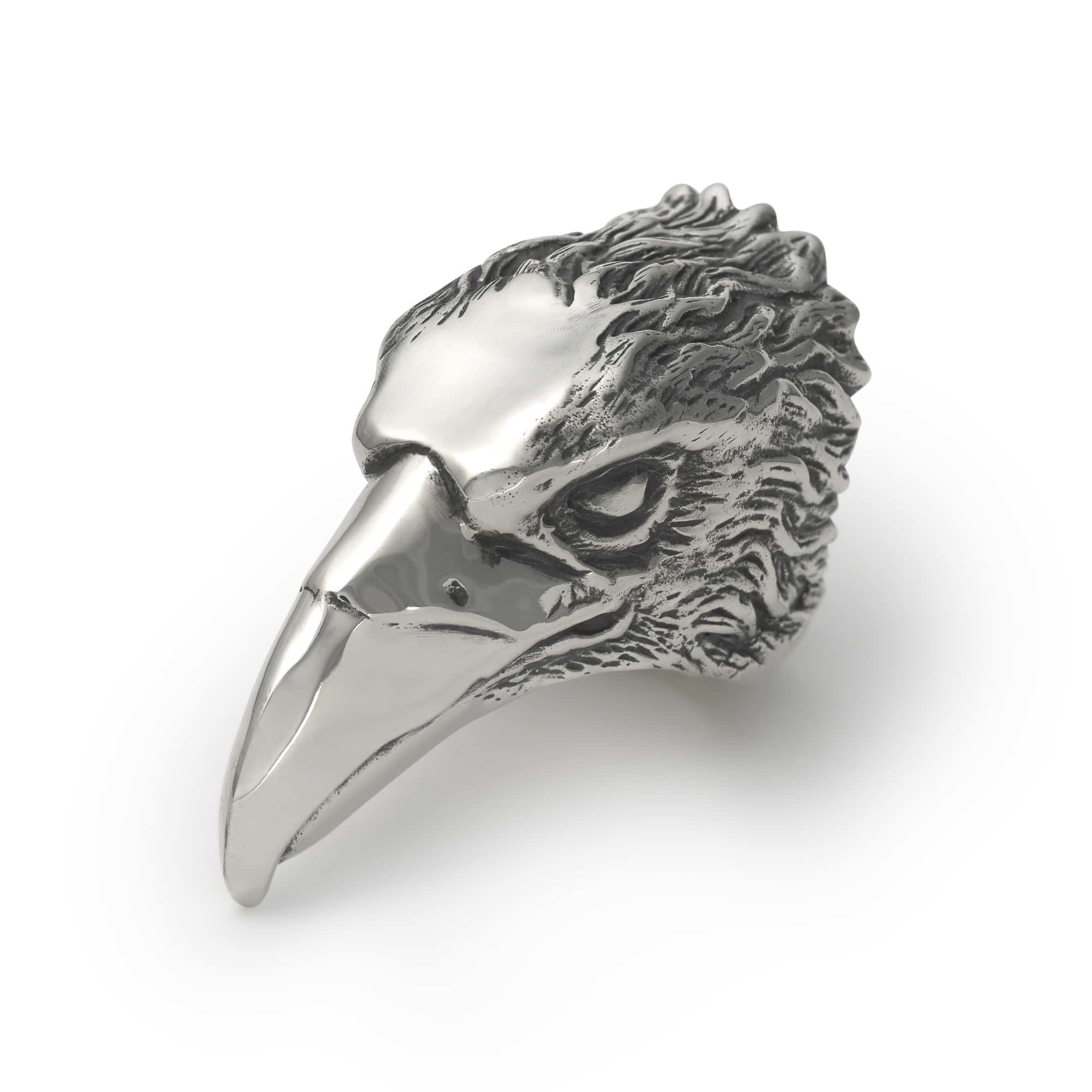 Great Frog Eagle Ring