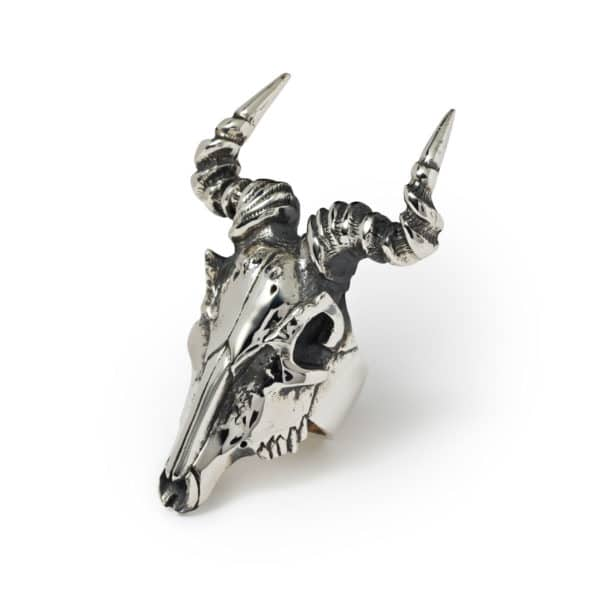 Great Frog Wolf Ring