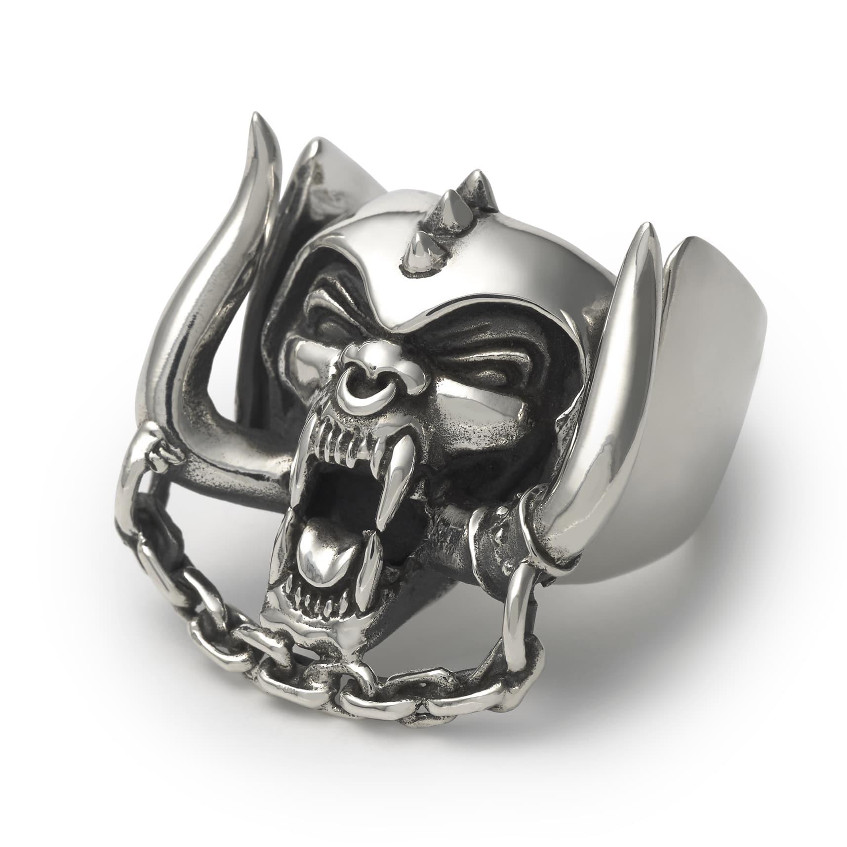 Motörhead 'Warpig' Ring