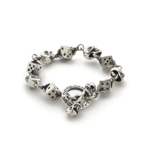 skull-and-dice-bracelet-front