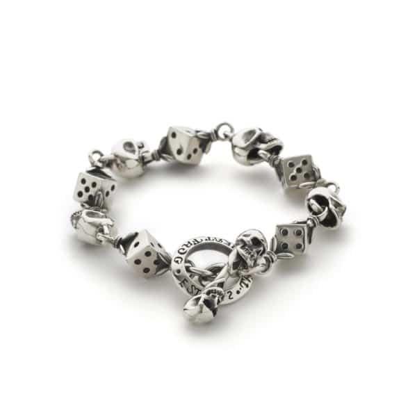 skull-and-dice-bracelet-front