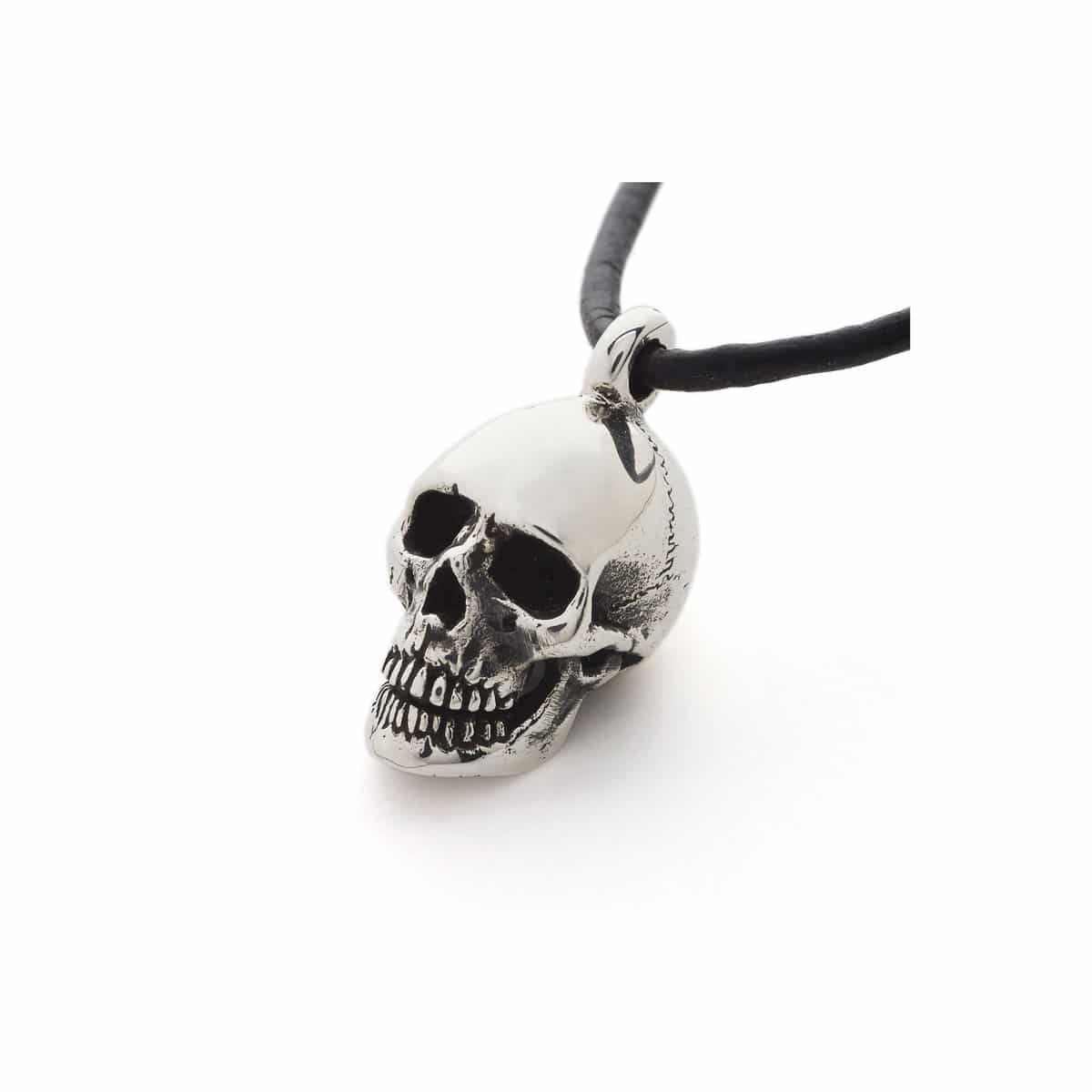 fullxfull silver sterling listing and il skull pendant huge zoom heavy