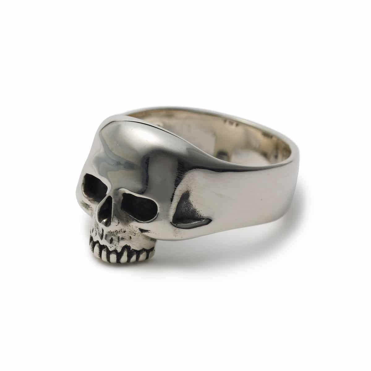 Smallest Evil Skull Ring The Great Frog