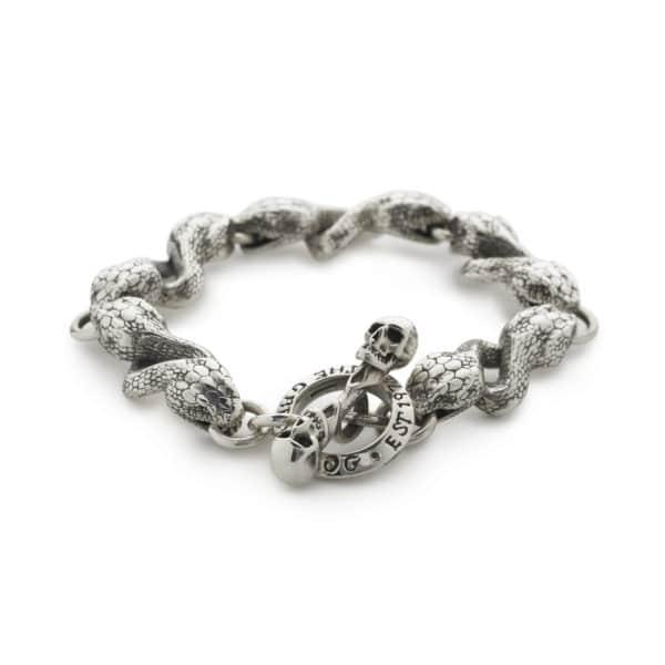 snake-head-bracelet-front