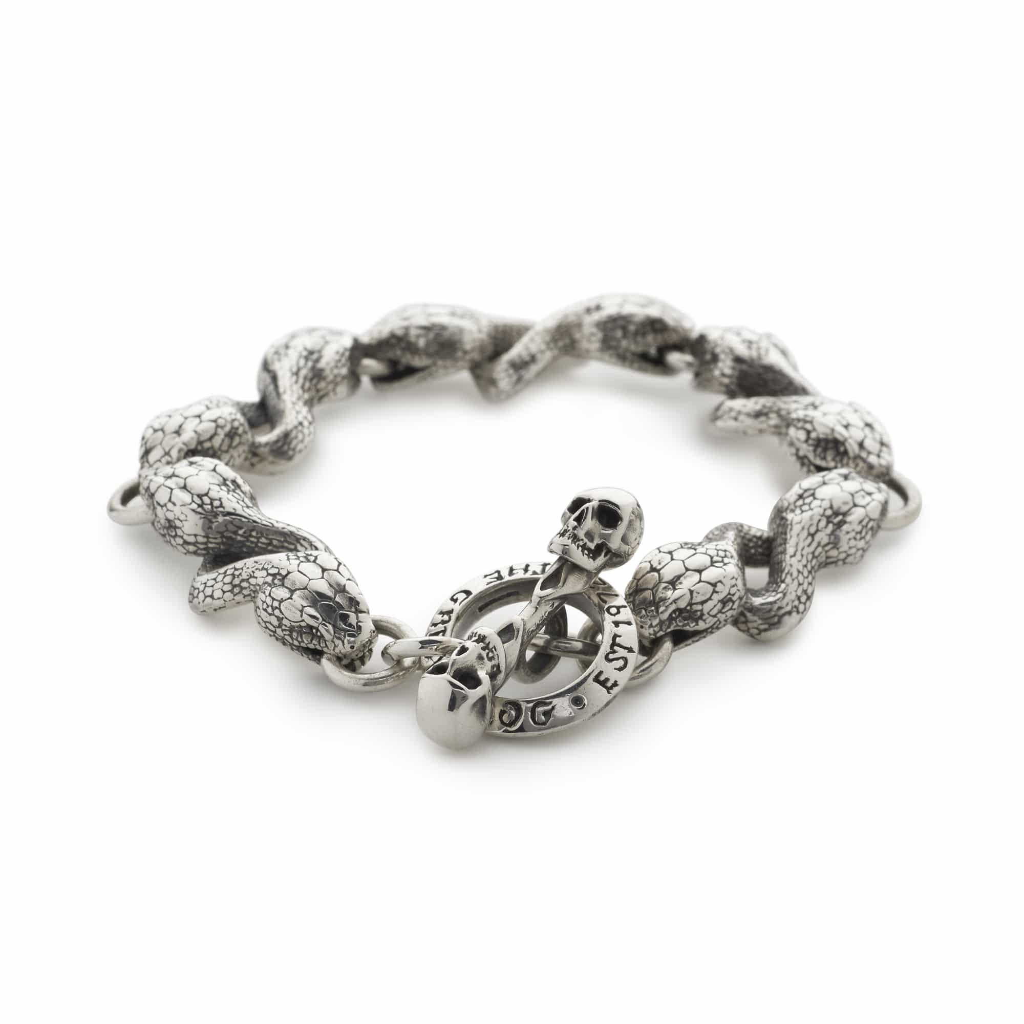 Home Jewellery Bracelets Snake