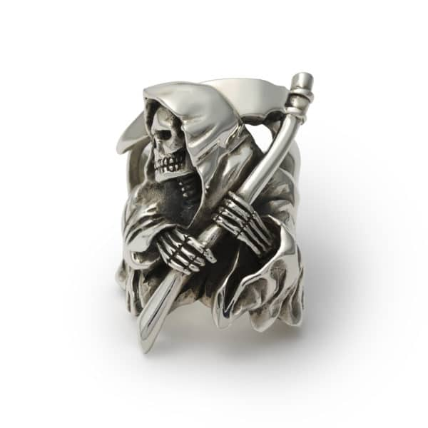 wes-lang-silver-reaper-ring-front