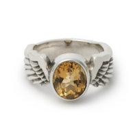 winged-gem-ring-with-citrine-front