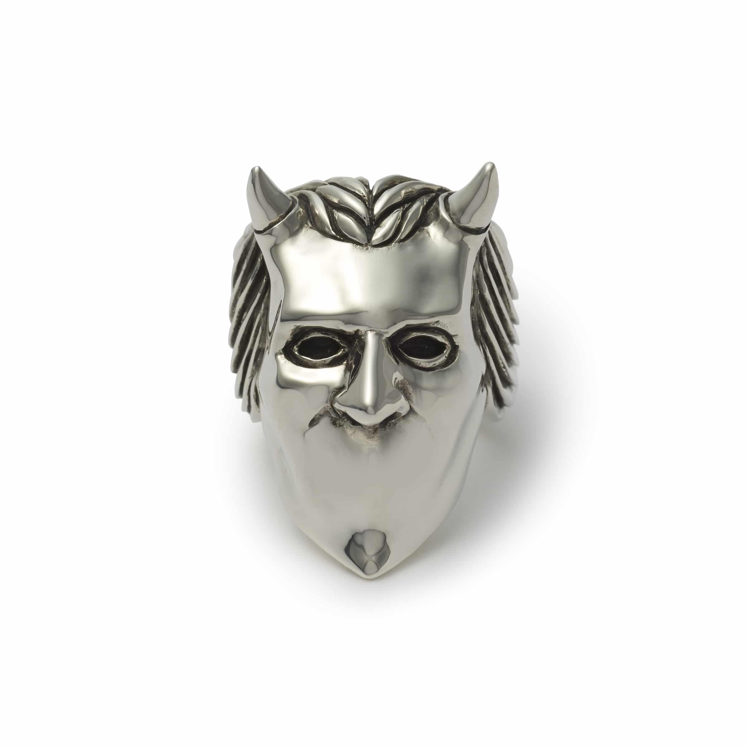 Ghost 'Nameless Ghoul' Ring – The Great Frog