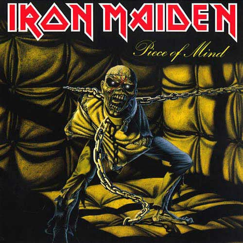 NEW: The Great Frog x Iron Maiden 'Piece of Mind Eddie'