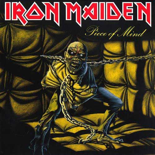 NEW: The Great Frog x Iron Maiden 'Piece of Mind Eddie'