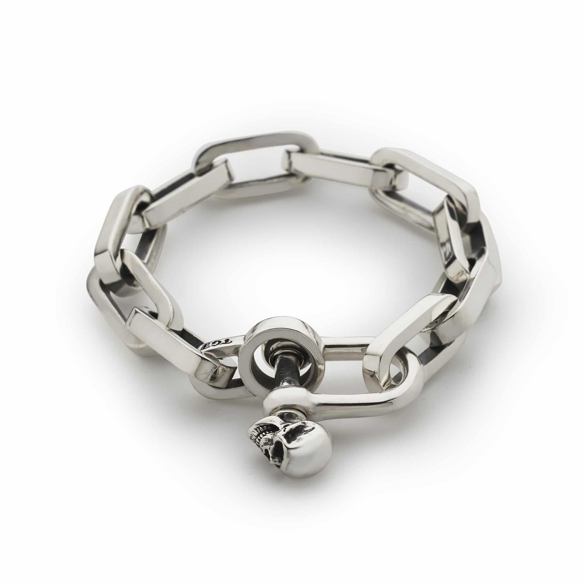 In Chains: The Shackle Bracelet