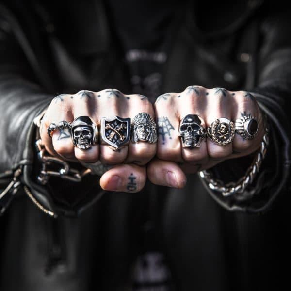 Mixed Rings
