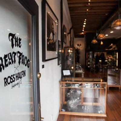 The Great Frog Los Angeles is Open