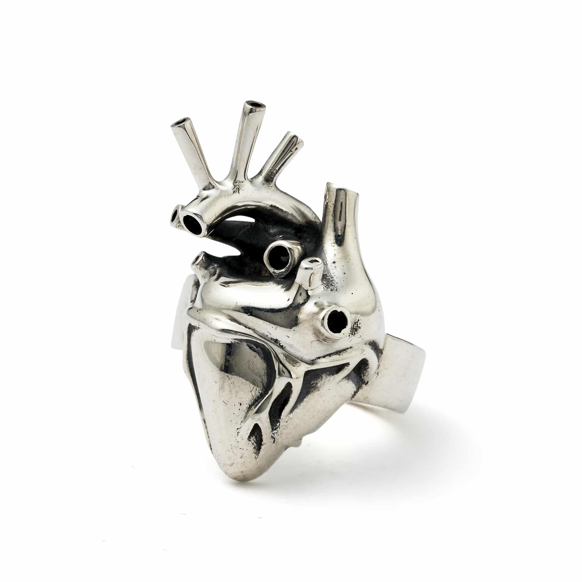 Anatomical Heart Ring – The Great Frog