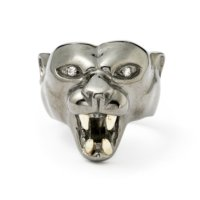 rhodium-panther-ring-front