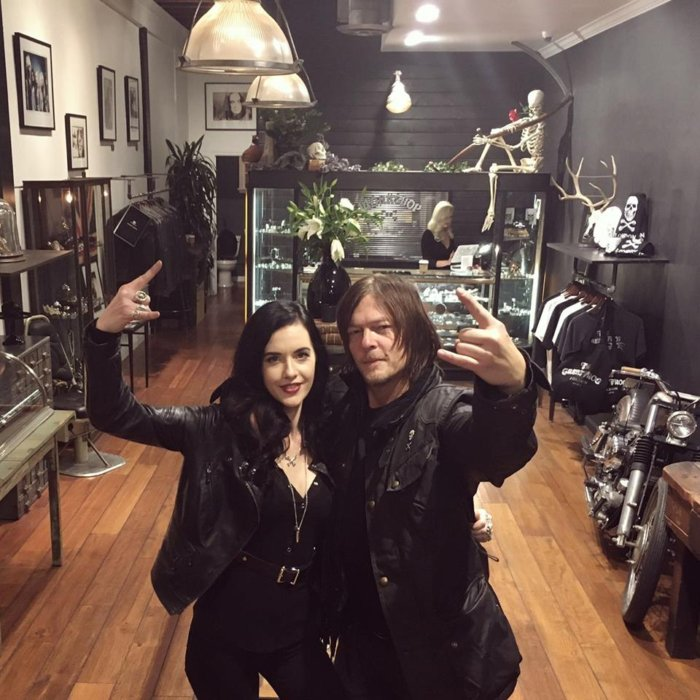 TGF Los Angeles in 'Ride with Norman Reedus' Premier