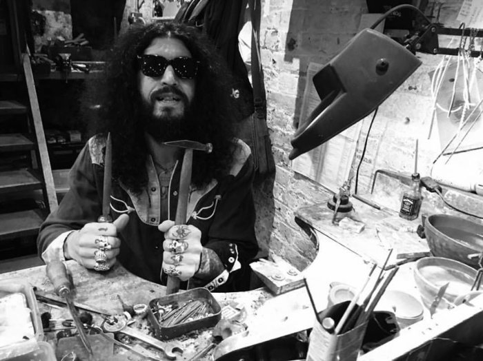 Black Sabbath's Tommy Clufetos Visits The Great Frog