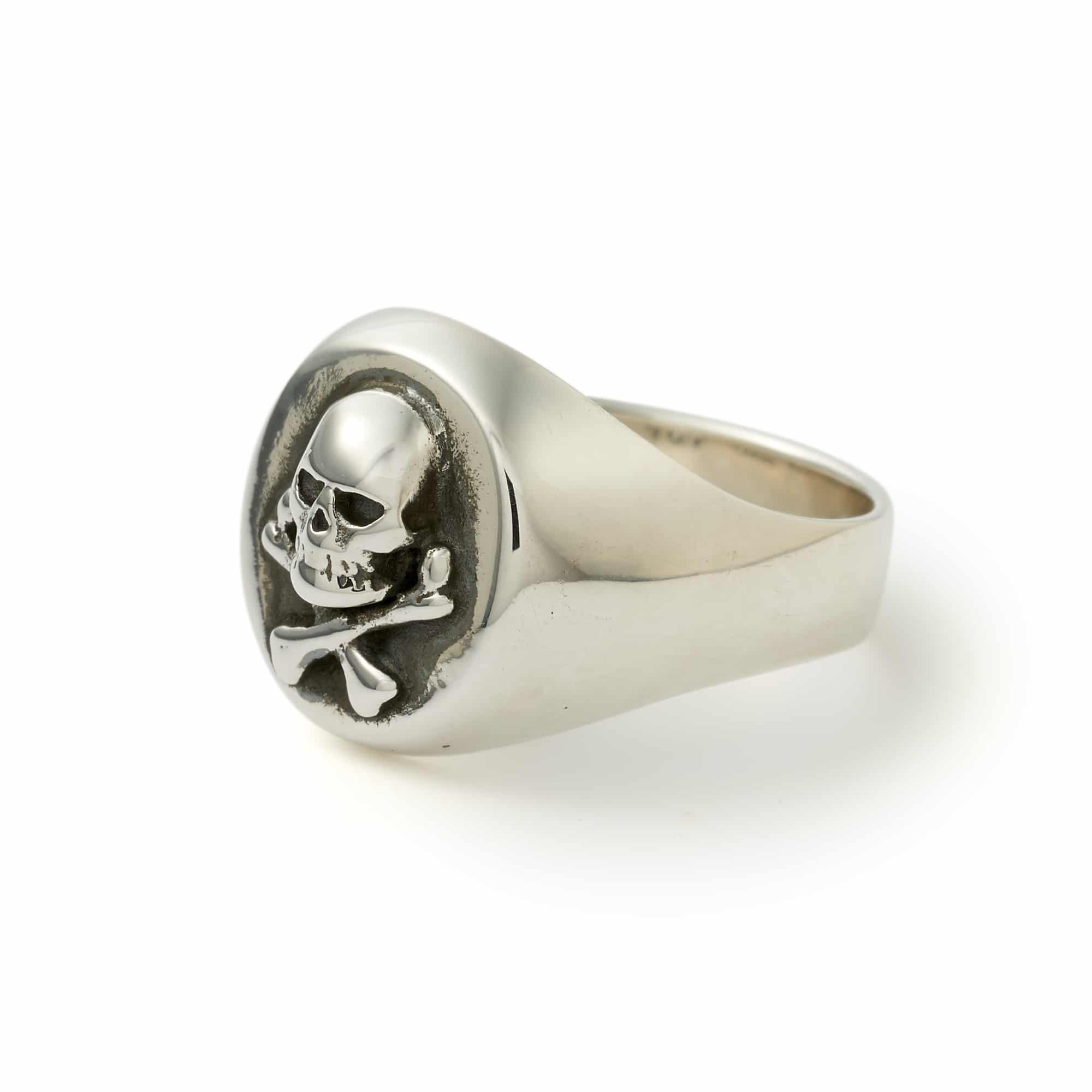 S Frog Ring