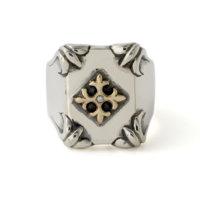 fdl-diamond-shield-ring-front