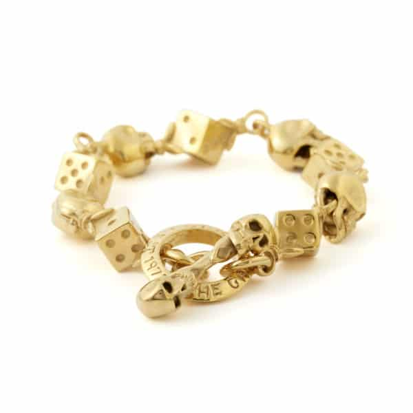 gold-skull-and-dice-bracelet-front