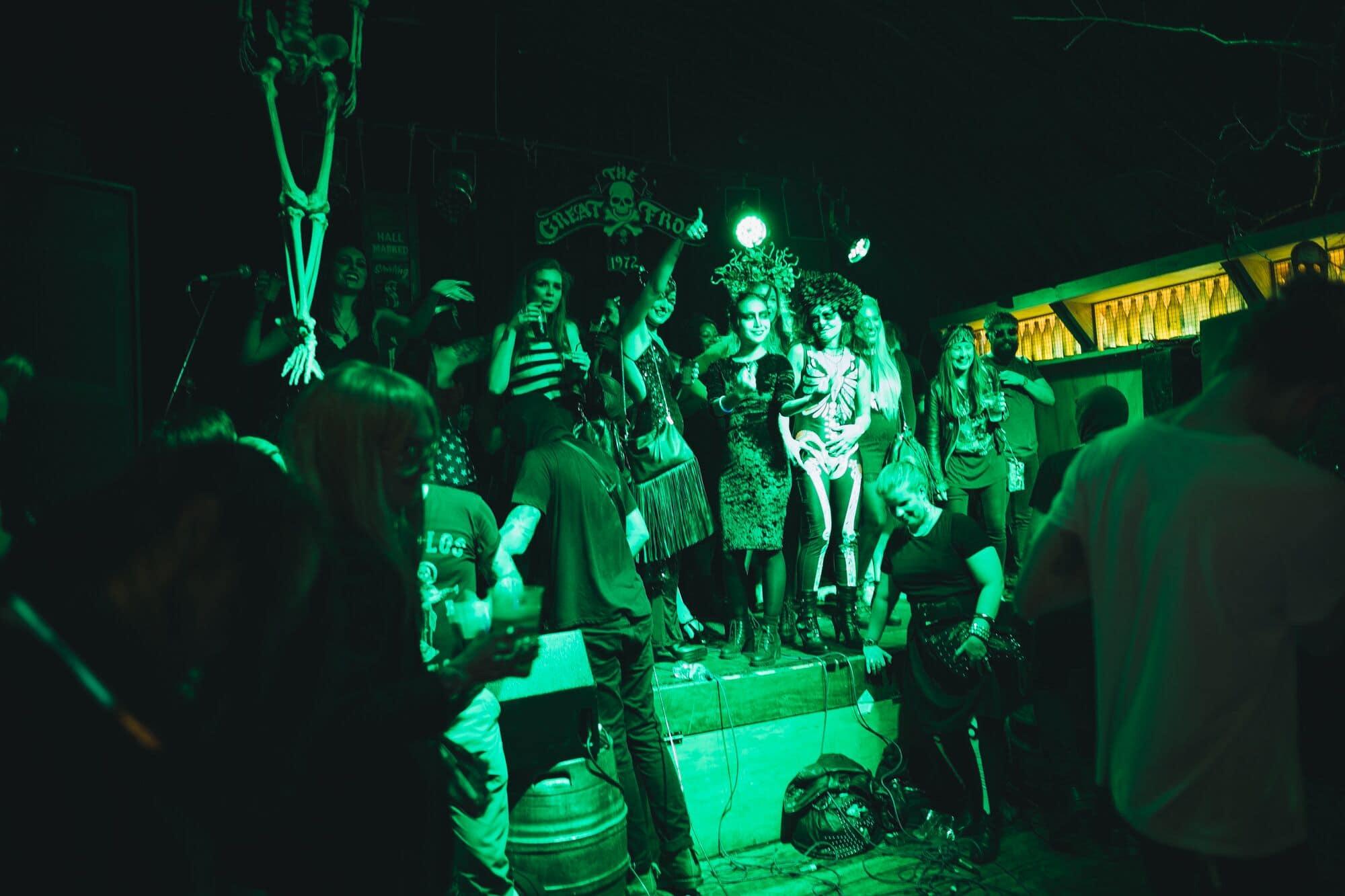 Halloween Photos feat. Frank Carter & The Rattlesnakes
