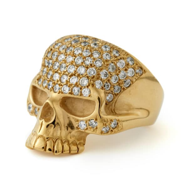 suicide-squad-gold-cz-encrusted-skull-ring-angled