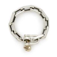 shackle-bracelet-gold-skull-aerial