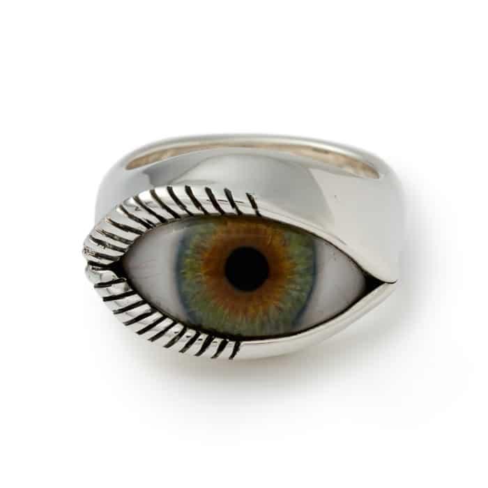 Lemmy Eye Ring