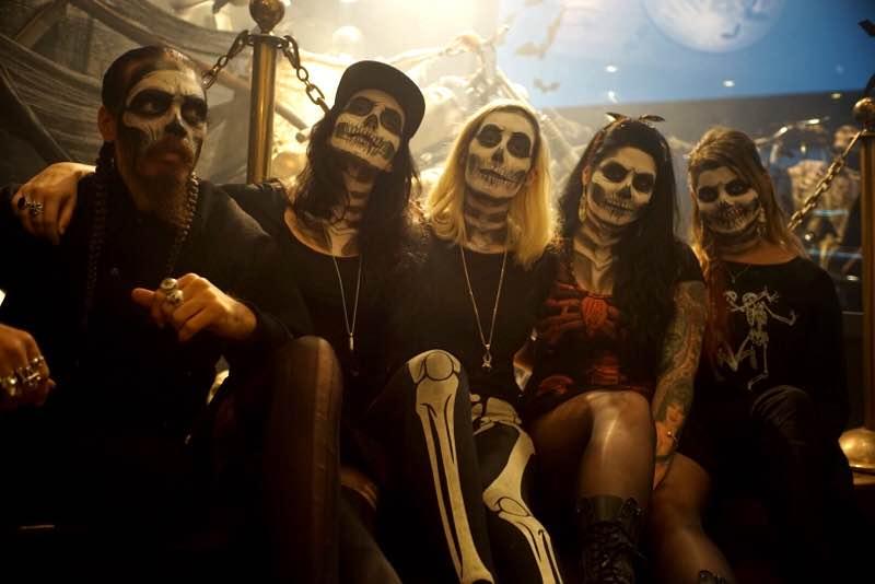 Happy Halloween from TGF Los Angeles