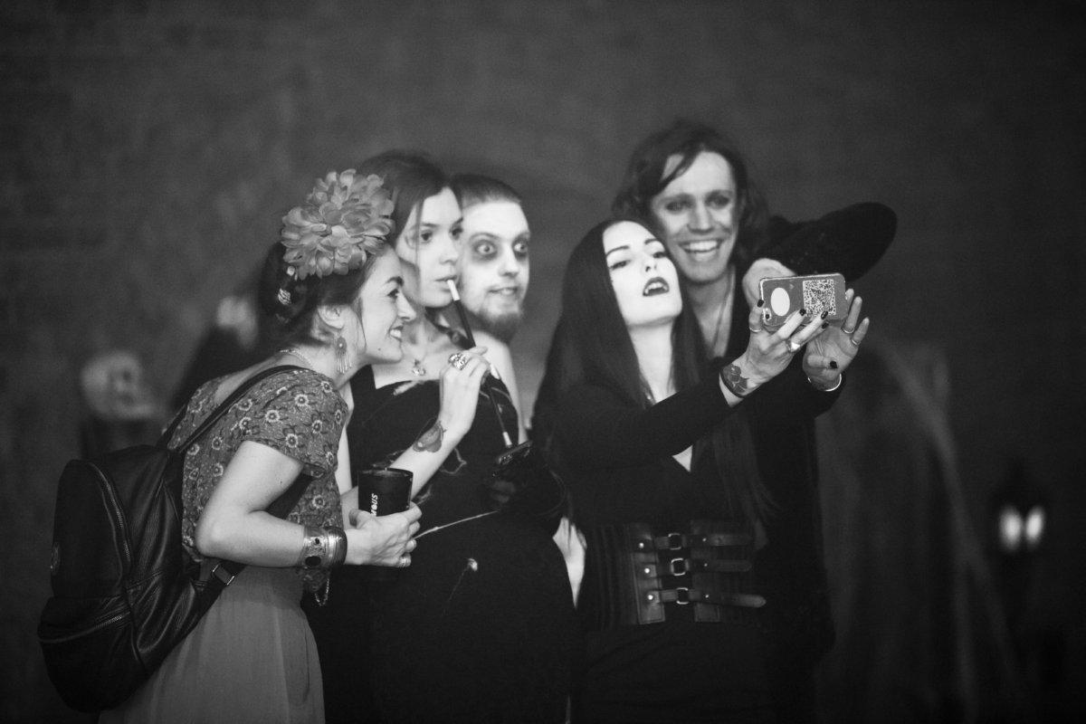 DEAD FAMOUS Halloween 2016