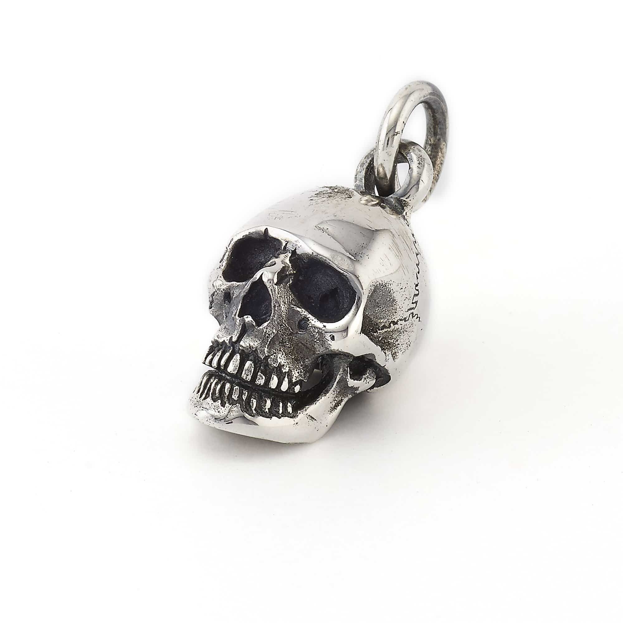 shipping products skull necklace free skies pendant bold