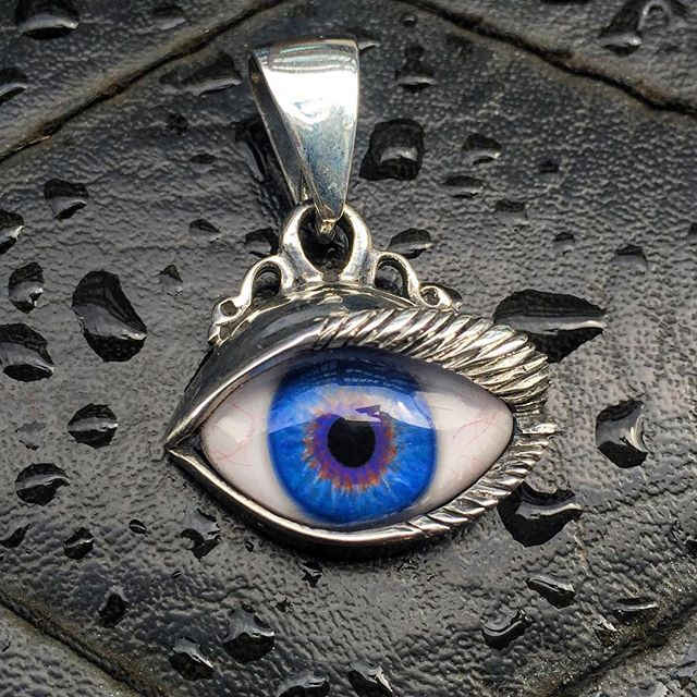 Our Prosthetic Eye Jewellery